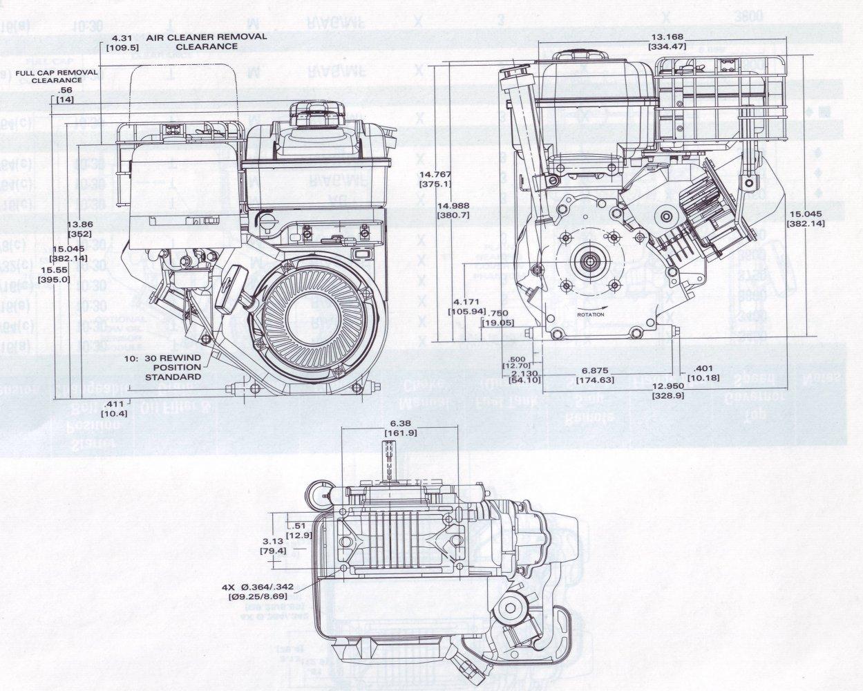 Diagrams Wiring   35 Hp Vanguard Parts
