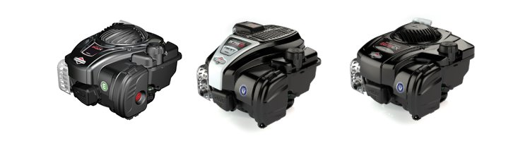 Briggs and Stratton 450E, 500, 550, 575, 600, Series
