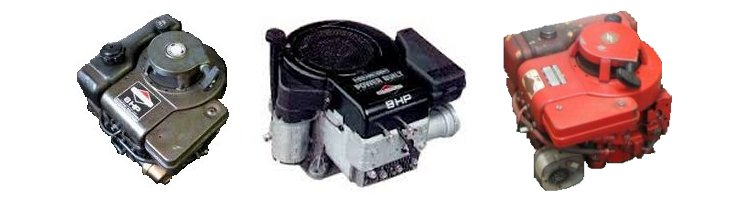 Briggs and Stratton 7HP and 8HP Vertical Engine Parts