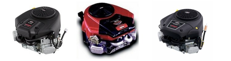 Briggs and Stratton Intek Series 7 and 8 Vertical Engine