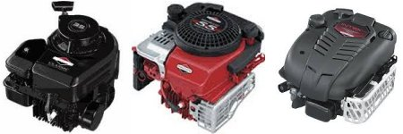 Briggs and Stratton Vertical 2-7 HP Engine Parts