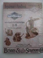 Briggs and Stratton 10HP to 13HP Vertical Crankshaft Side Valve